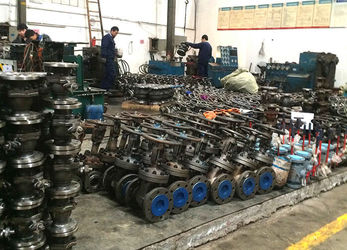 China Zhejiang JieYu Valve Co., Ltd. manufacturer profile