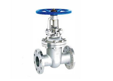 China DIN F5 Metal Seated Gate Valve Excellent Performance And Beautiful Appearance supplier