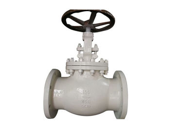 Stainless Steel Cast Steel Globe Valve , BS 1873 Globe Valve For Industrial