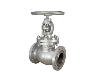 China Manual Straight Globe Valve With Good Anti - Scuffing Properties supplier
