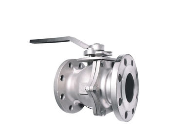 China Full Bore Floating Type Ball Valve ANSI CLASS 150-900 With Straight Through Type supplier