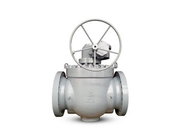 China Trunnion Mounted Top Entry Ball Valve Full Bore supplier