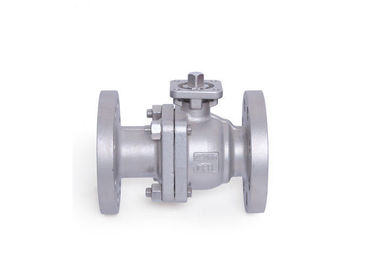 300LB Flanged Ball Valve With ISO5211 Pad For Direct Mounting Of Pneumatic Actuator
