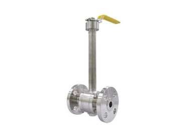 Low Temperature Forged Steel Ball Valve BS5351 Standard ISO CE Approved