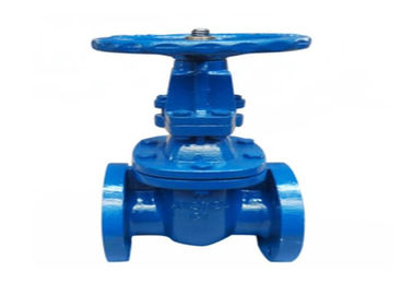 Class 150 Hard Seal Cast Gate Valve Ductile Iron Valve Body High Precision