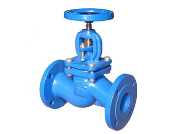 Flanged 316 Stainless Steel Globe Valve Corrosion Resistant For Pressure Reducing