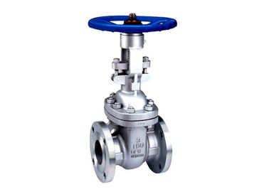 DIN 3352 Stainless Steel Gate Valve Double Flanged Pattern Gate Valve