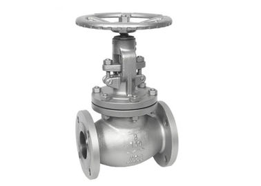 Stainless Steel Plug Type Disc Globe Valve With DIN ANSI JIS Standard