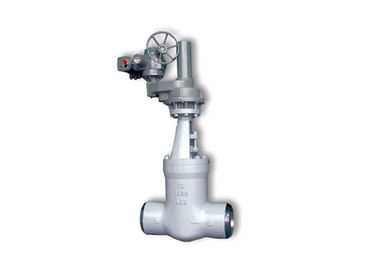 Wcb Lcb SS304 SS316 Ss321 GOST Rising Stem Gate Valve With RF Ends And Manual Actuator