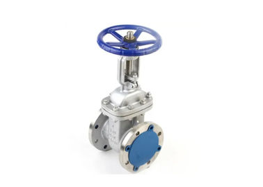 Industrial API 600 Flexible Wedge Gate Valve With Eliminates Leaks