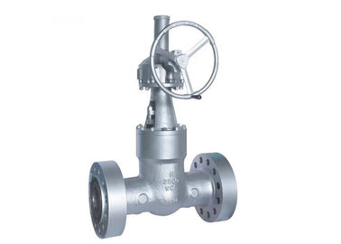 Manual Actuator Duplex Gate Valve , Flow Control Gate Valve For Industrial
