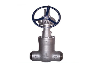 Class 1500-2500 High Pressure Gate Valve With Pressure Seal Bonnet