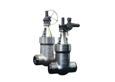 Straight - Pattern Pressure Seal Gate Valve Flanged With ANSI Standard
