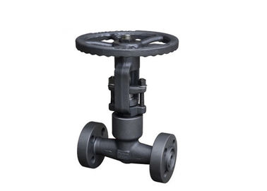 Custom Size Pressure Seal Gate Valve , Forged Gate Valve On Off Type