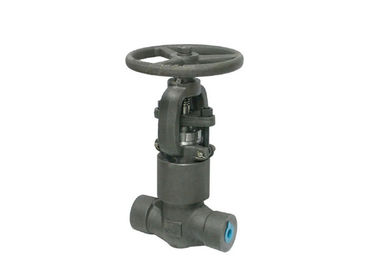 Pressure Seal Extended Stem Gate Valve With Outside Screw And OS&Y