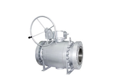 High Durability 2 Piece Body Ball Valve , Side Entry Ball Valve Anti Corrosive