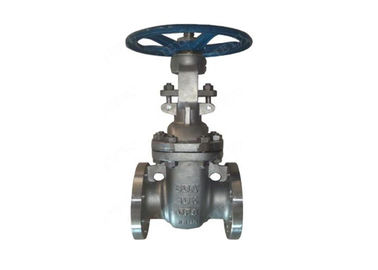 JIS 10k 80A Stainless Steel Gate Valve , CF8 Rising Stem Gate Valve